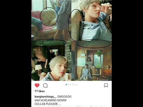 BTS connection to Gfriend [2] ( THEORY, SIMILARITY, COMPANY..etc)