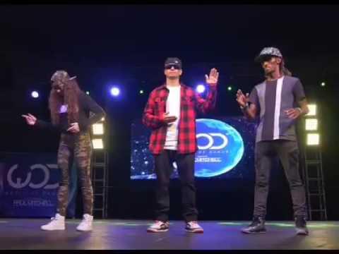 Видео, Robo dance