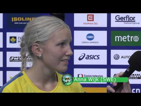Interview SWE - LAT Anna Wijk