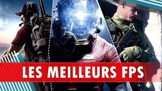 LES MEILLEURS FPS / TPS DE 2017