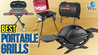 10 Best Portable Grills 2017