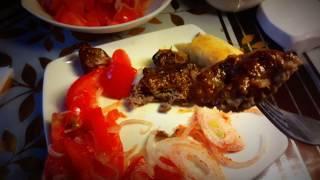 Сайрамский гыждуван / Наелись мяса вчетвером на 10$