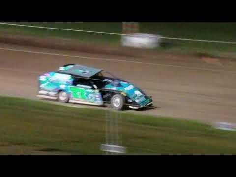 Steven Bowers Jr 8-25-19 A-feature win at Thunder Hill Speedway