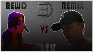 Rewd vs Remix | Finals | Small Tournament