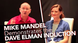 Dave Elman Induction: Mike Mandel Demonstrates the Elman Induction
