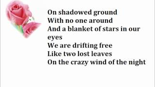 The Pointer Sisters - Slow Hand Lyrics