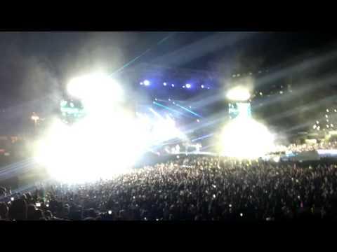 Justin Bieber - Where Are U Now PURPOSE TOUR 2017 BRAZIL - Rio de Janeiro
