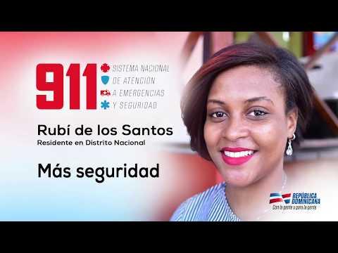 VIDEO: Rubí de los Santos, residente en Distrito Nacional: Más seguridad