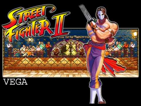 street fighter vega weapon