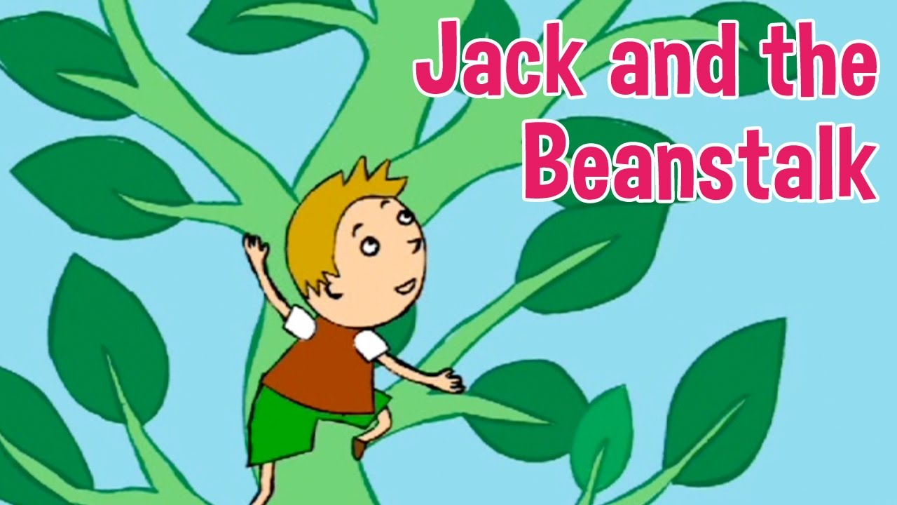 Jack and the Beanstalk Fairy Tale by Oxbridge Baby - YouTube
