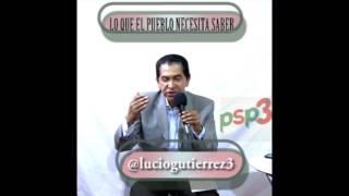 Modelo Autoritario Programa Online  de Lucio Gutierrez