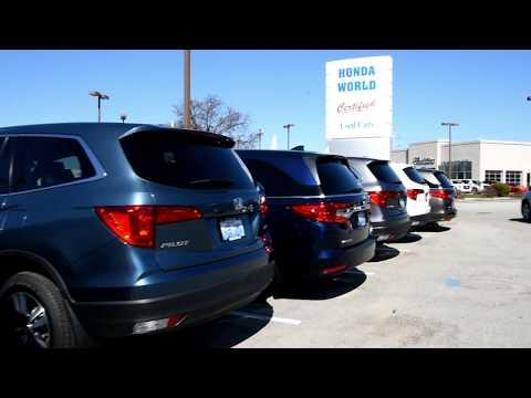 Honda World Certified Loaner Program