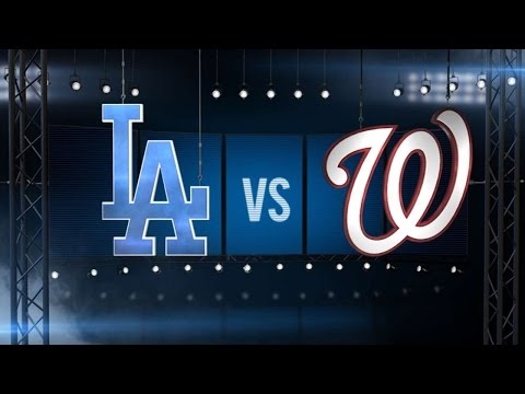 10/9/16: Murphy leads Nats to Game 2 win, series tied