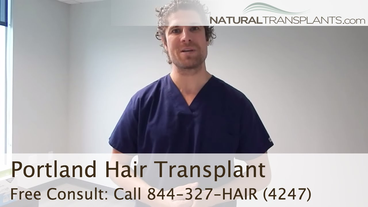 Best Hair Transplants Portland Oregon Hair Replacement Surgery