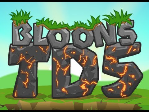New Series! Flash Game Fridays - Bloons Tower Defense 5