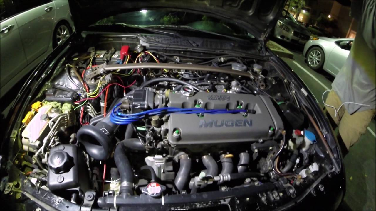 1998 honda civic supercharger