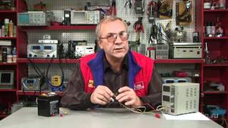 видео Делаем простой стробоскоп для установки зажигания своими руками