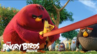 The Angry Birds Movie - TV Spot: Ready, Aim, Fire