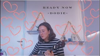 READY NOW -DODIE-  MOOMIN VALLEY COVER || Clara Homps