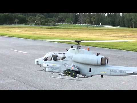AH-1W Cobra RC