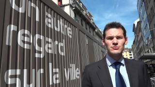 5 questions à Pierre Maudet le 15.09.2011