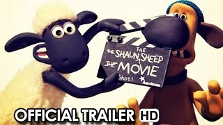 Shaun the Sheep the Movie Official Trailer #1 (2015) HD