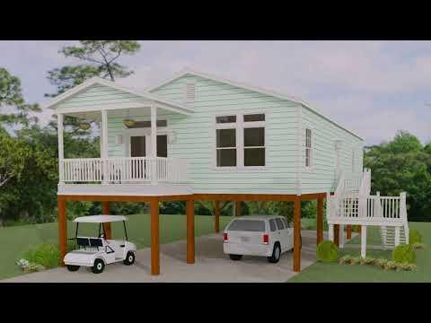 2 Bedroom House Plans On Stilts