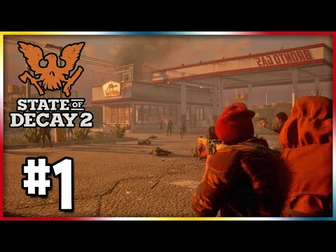 State of Decay 2 in 2021! | State Of Decay 2 | EP 1