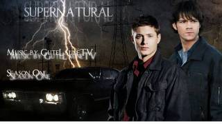 Supernatural Music  - S01E17, Hell House - Song 4:  Fast Train Down - The Waco Brothers