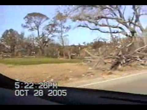 Trip to Pascagoula,MS 2 months after Hurricane Katrina