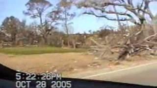 Trip to Pascagoula,MS 2 months after Hurricane Katrina
