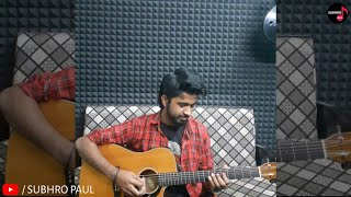 Mohabbatein Love Theme Song Acoustic Guitar Cover   Instrumental   ShahRukhKhan, Ringtone   Tabs