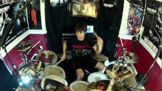 The Lonely Island - YOLO - Drum Cover - (feat. Adam Levine & Kendrick Lamar)