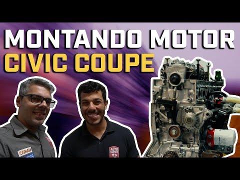 HONDA CIVIC TURBO COUPE FECHANDO MOTOR (ft. TUCHE Motorsports)