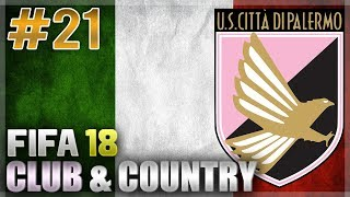 FIFA 18   CLUB & COUNTRY   #21   PICKING SPOTS & SELECTING SQUADS