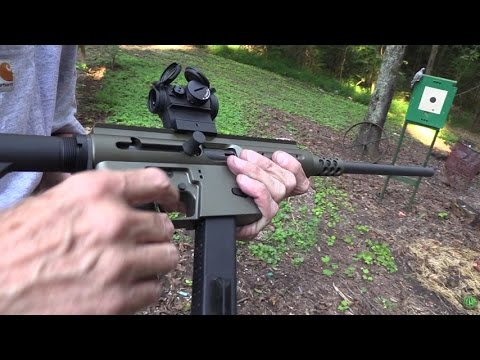 TNW Firearms Aero Survival Rifle - YouTube