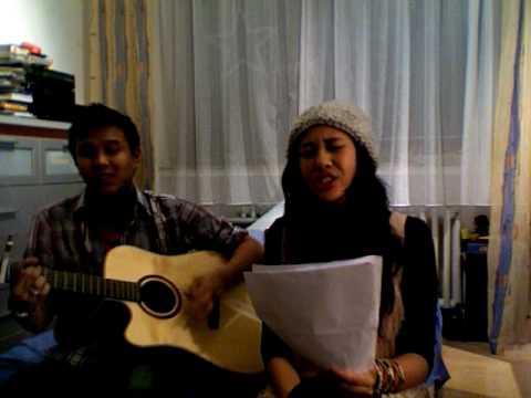 Jenniffer Kae and Kendrick  - No Air (Acoustic Cover)