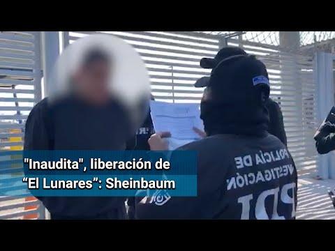 Inconcebible Libertad A El Lunares: Sheinbaum