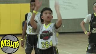 Dunkan Nguyễn - Thần đồng bóng rổ gốc Việt tại Mỹ