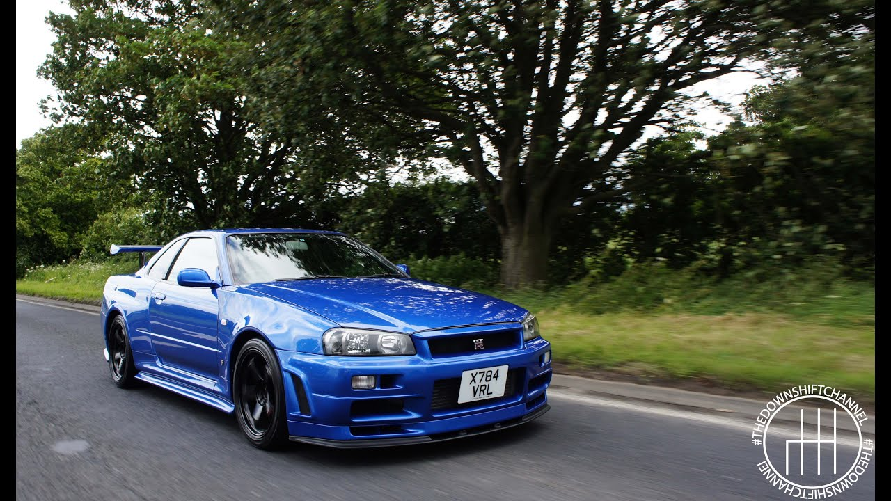 i bought a nissan skyline r34 gtr youtube. Black Bedroom Furniture Sets. Home Design Ideas