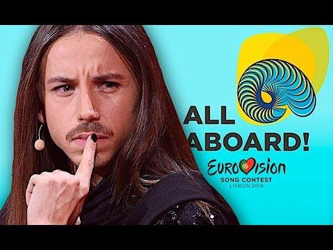 """Szpak pojedzie na Eurowizję 2018 z """"Don't Poison Your Heart""""?!"""