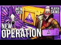 OPERATION SHATTERED WEB UNBOXING + NEW OPERATION Mp3