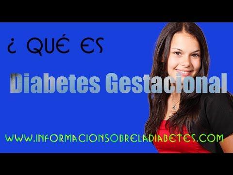 Diabetes Gestacional - Que es, Causas, Complicaciones y Tratamientos de la Diabetes Gestacional