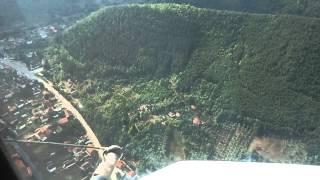 Let helikopterom KM Brnjak 2011