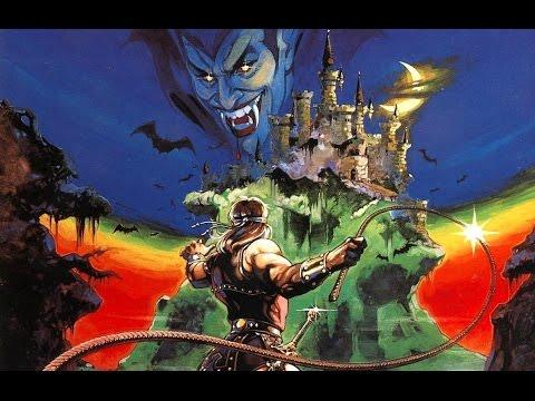 Castlevania VRC6 Complete Playthrough