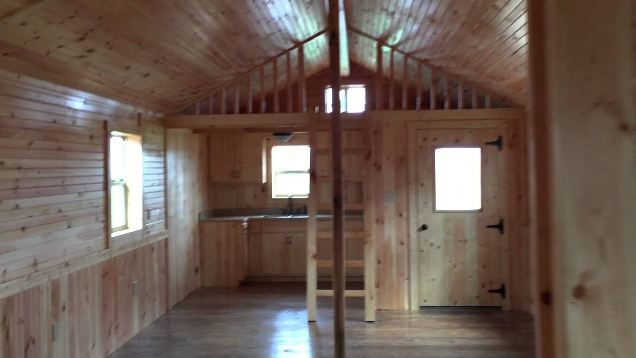 Deer Run Cabins Youtube