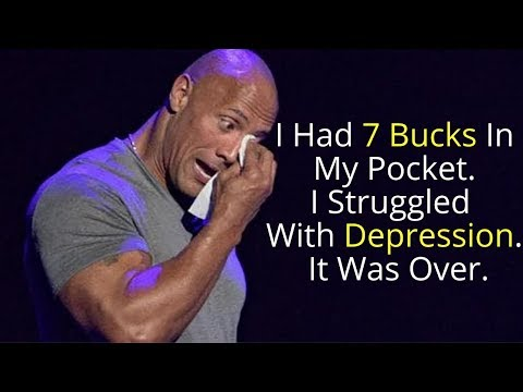 Big D Vegas - Dwayne The Rock Johnson Has A Motivational Speech YOU HAVE TO HEAR!