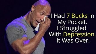 "Dwayne ""The Rock"" Johnson's Eye Opening Speech - Best MOTIVATION Ever 2019"