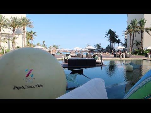 Hyatt Ziva Los Cabos 2017 (vlog)