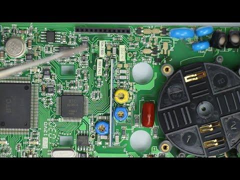 Teardown of an Extech MM570A (=Brymen BM859) 5 5 Digit Multimeter
